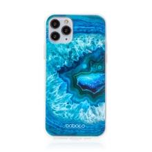 Kryt BABACO pro Apple iPhone 11 Pro  - gumový - akvamarín