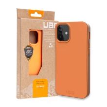 Kryt UAG Outback pro Apple iPhone 12 mini - kompostovatelný kryt - oranžový