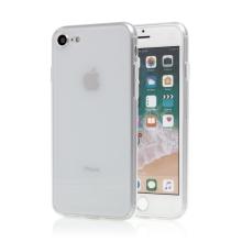 Kryt pro Apple iPhone 7 / 8 gumový tenký ochranný - průhledný