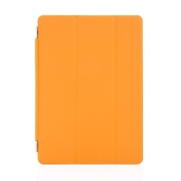 Smart Cover pro Apple iPad Air 1.gen. / iPad 9,7(2017-2018) - oranžový
