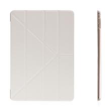 Pouzdro pro Apple iPad Pro 9,7 - variabilní stojánek a funkce chytrého uspání - bílé