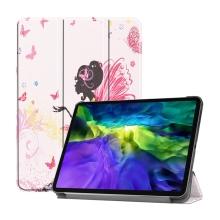 """Pouzdro pro Apple iPad Pro 11"""" (2018 / 2020 / 2021) - stojánek - krásná víla"""