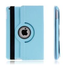 Pouzdro pro Apple iPad Air 1.gen. - 360° otočný držák / stojánek - světle modré
