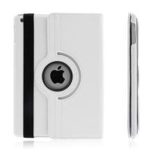Pouzdro pro Apple iPad Air 1.gen. - 360° otočný držák / stojánek - bílé