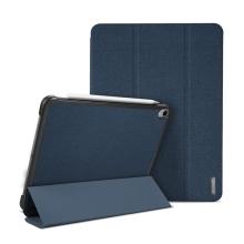 """Pouzdro / kryt DUX DUCIS pro Apple iPad Pro 11"""" (2018) - funkce chytrého uspání + stojánek - modré"""