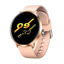 Fitness chytré hodinky LEMONDA Y9 - tlakoměr / krokoměr / měřič tepu - Bluetooth - růžové