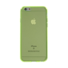 Kryt pro Apple iPhone 6 / 6S - gumový - zelený