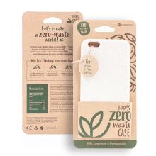 Kryt FORCELL BIO - pro Apple iPhone 6 Plus / 6S Plus - Zero Waste kompostovatelný kryt - přírodní