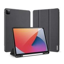 """Pouzdro DUX DUCIS pro Apple iPad Pro 12,9"""" (2018 / 2020 / 2021) - umělá kůže - černé"""
