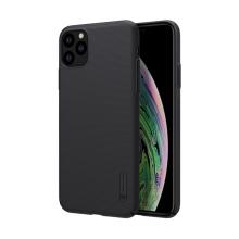 Kryt NILLKIN Super Frosted pro Apple iPhone 11 Pro Max - plastový - černý
