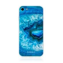 Kryt BABACO pro Apple iPhone 7 / 8 / SE (2020) - gumový - akvamarín