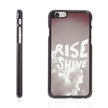 Plasto-kovový kryt pro Apple iPhone 6 / 6S - Rise & Shine