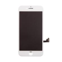 LCD panel + dotykové sklo (touch screen digitizér) pro Apple iPhone 7 - bílý - kvalita A