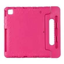 """Pouzdro pro děti pro Apple iPad iPad Pro 11"""" (2018 / 2020) - rukojeť / stojánek - pěnové - růžové"""