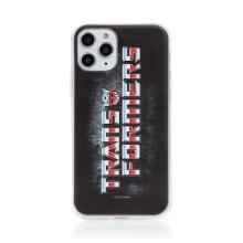 Kryt pro Apple iPhone 11 Pro - gumový - Transformers