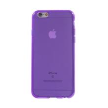 Kryt pro Apple iPhone 6 / 6S - gumový - fialový