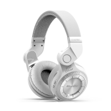 Sluchátka Bluedio T2 bezdrátová Bluetooth 4.1 - bílá