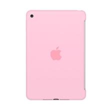 Originální kryt pro Apple iPad mini 4 - výřez pro Smart Cover - silikonový - růžový