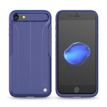 Kryt Nillkin Amp pro Apple iPhone 7 / 8 s pasivním zesilovačem zvuku - gumový - modrý