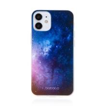 Kryt BABACO pro Apple iPhone 12 mini - gumový - galaxie