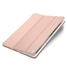 Pouzdro DUX DUCIS pro Apple iPad mini 4 / mini 5 - funkce chytrého uspání + stojánek - růžové