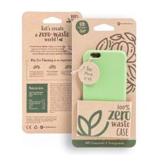 Kryt FORCELL BIO - pro Apple iPhone 6 / 6S - Zero Waste kompostovatelný kryt - zelený