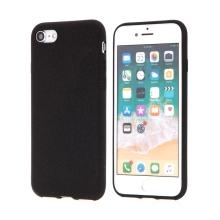 Kryt SWISSTEN Sky pro Apple iPhone 7 / 8 - gumový - černý