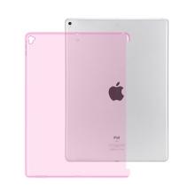 Kryt pro Apple iPad Pro 12,9 / 12,9 (2017) - výřez pro Smart Cover - gumový - růžový