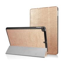 Pouzdro / kryt pro Apple iPad 9,7 (2017-2018) - funkce chytrého uspání + stojánek - zlaté