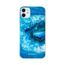 Kryt BABACO pro Apple iPhone 11 - gumový - akvamarín