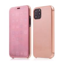 Pouzdro pro Apple iPhone 11 - průsvitné - plastové - Rose Gold růžové