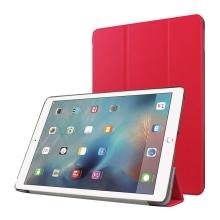 Pouzdro / kryt pro Apple iPad Pro 9,7 - vyklápěcí, stojánek - červené