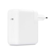 """87W USB-C EU napájecí adaptér / nabíječka pro Apple Macbook Pro 15"""" Retina (2016 a novější) - kvalita A+"""