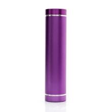 Mini externí baterie 2600mAh - fialová
