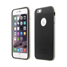 Kryty LOVE MEI AEGIS (sada 2ks) pro Apple iPhone 6 Plus / 6S Plus + stříbrný oddělitelný rámeček