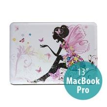 Obal pro Apple MacBook Pro 13 A1278 plastový - víla