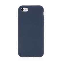Kryt pro Apple iPhone 7 / 8 / SE (2020) - silikonový - tmavě modrý