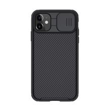 Kryt NILLKIN CamShield pro Apple iPhone 11 - MagSafe magnety + krytka kamery - černý