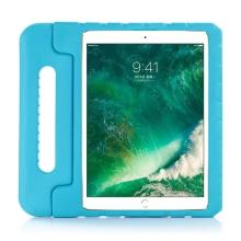 """Pouzdro pro děti pro Apple iPad iPad Pro 12,9"""" 2018 - rukojeť / stojánek / prostor na Apple Pencil - pěnové - modré"""