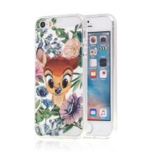 Kryt pro Apple iPhone 5 / 5S / SE - Bambi - gumový