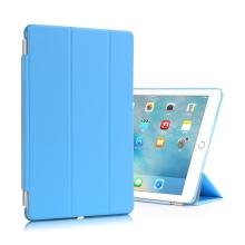 Pouzdro + odnímatelný Smart Cover pro Apple iPad Pro 9,7 - modré
