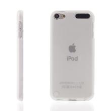 Kryt pro Apple iPod touch 5. / 6. / 7. gen. gumový průhledný