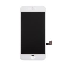 LCD panel + dotykové sklo (touch screen digitizér) pro Apple iPhone 7 - bílý - kvalita A+