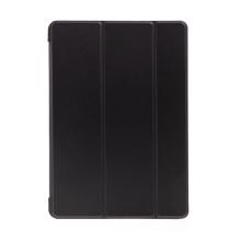 """Pouzdro / kryt pro Apple iPad 10,2"""" - funkce chytrého uspání - gumové - černé"""