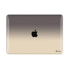 Obal / kryt BASEUS pro MacBook 12 Retina - plastový tenký - černý