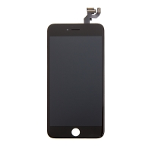 LCD panel + dotykové sklo (touch screen digitizér) pro Apple iPhone 6S Plus - osazený černý - kvalita A