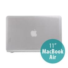 Tenký ochranný plastový obal pro Apple MacBook Air 11.6 - lesklý - průhledný
