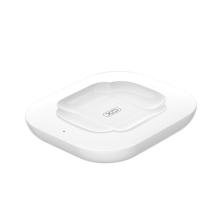 Bezdrátová nabíječka / nabíjecí podložka XO WX-017 Qi pro Apple AirPods Qi / AirPods Pro - bílá