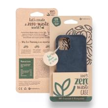 Kryt FORCELL BIO - pro Apple iPhone 12 / 12 Pro - Zero Waste kompostovatelný kryt - černý