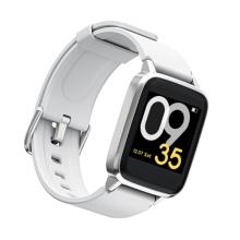 Fitness chytré hodinky XIAOMI HAYLOU LS01 - krokoměr / měřič tepu - Bluetooth - vodotěsné - bílé